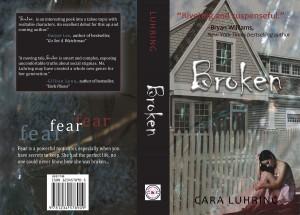 Broken - Book Jacket Project