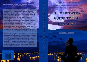 Meditator's Guide to the Galaxy - Book Jacket Project