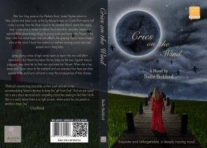 Cries On the Wind - Book Jacket Project