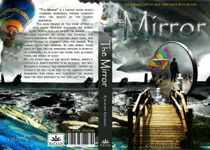The Mirror - Book Jacket Project