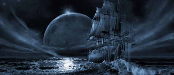 Original Composition: Pirate Ship