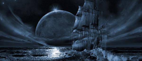 Original Composition: Pirate Ship